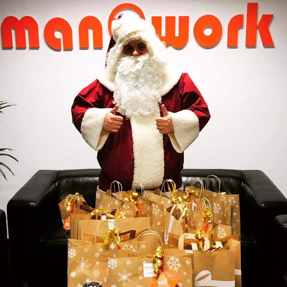 man@work Weihnachten 2018